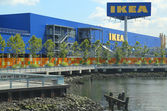 Brooklyn's IKEA superstore — Стоковое фото