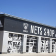 Постер, плакат: Nets Lifestyle Shop by Adidas at Coney Island New York