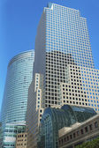 World Financial Center in Lower Manhattan — Stock Photo