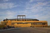 Citi Field, home of major league baseball team the New York Mets — Stock Photo