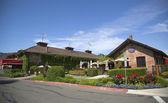 V Marketplace in Yountville,Napa Valley — Stock Photo
