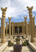 Darioush Winery in Napa Valley — Stock Photo