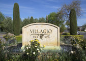 Villagio Inn and Spa in Yountville — Stock Photo