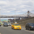 Постер, плакат: FDR drive in midtown Manhattan
