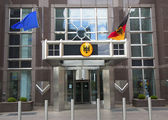 The Consulate General of Germany in New York — Stock Photo