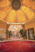 The Wynn Esplanade at the Wynn Hotel and Casino — Stock Photo