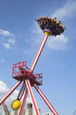 Luna 360 Thrill ride in Coney Island Luna Park — Stock Photo
