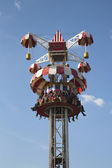 Coney Tower in Coney Island Luna Park in Brooklyn — Stock Photo