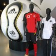 Постер, плакат: The Adidas Teamgeist soccer ball was the official match ball of the 2006 FIFA World Cup in Germany