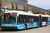 New York City MTA Select bus — Stock Photo
