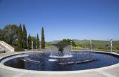 Artesa weingut in napa valley, kalifornien — Stockfoto