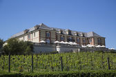 Domaine Carneros Winery in Napa Valley, California — Stock Photo