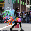 Постер, плакат: LGBT Pride Parade participant in New York City