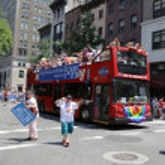 ������, ������: LGBT Pride Parade participants in New York City