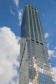 Rascacielos de nueva york — Foto de Stock