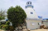 The Lighthouse restaurant at Breakers Grand Cayman — Stock Photo
