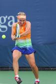 Svetlana Kuznetsova from Russia during  US Open 2013 third round match — Stock Photo