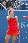 Angelique Kerber from Germany during  US Open 2013 second round match — Stock Photo