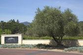 Sterling Vineyards in Napa Valley — Stock Photo