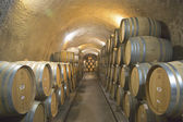 The cellars of Newton Winery in Napa Valley — Stock Photo