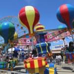 Kids ride at Coney Island Luna Park — Stock Photo #51207819