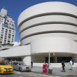 The Solomon R. Guggenheim Museum of modern and contemporary art in Manhattan — Stock Photo #51265875