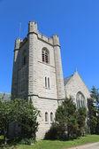 Episcopal Chapel of St. Cornelius the Centurion on Governors Island in New York Harbor — Stock Photo