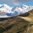 Stock Photo: Land of Mont-Blanc, French Alps