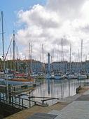 ラ ・ ロシェル、フランスの港 — ストック写真