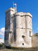 Harbour of La Rochelle, France — Stock Photo