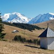The land of Mont-Blanc, French Alps — ストック写真