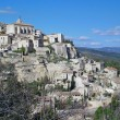 View at Gordes, France — ストック写真