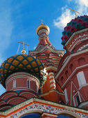 Red square Moscow, Russia — Stock Photo