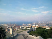 View at Marseille, France — Stock Photo