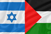 Israeli–Palestinian conflict — Stock Photo