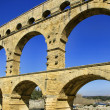 Stock Photo: Pont du Gard France