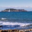 Ile de Bendor - Stock Photo