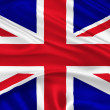 Royalty-Free Stock Photo: Flag of United Kingdom