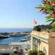 Panoramic View of Monte Carlo, Monaco — Stock Photo