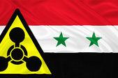 Syria crisis — Stock Photo