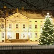 Christmas time in Berlin, Germany — Stock Photo
