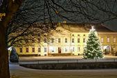 Bellevue palace in berlin — Stock Photo