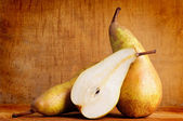 Still life with pears — Foto Stock