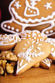 Ginger bread — Foto Stock