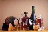 Alkollü içecekler — Stok fotoğraf