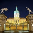 Berlin charlottenburg - Stock Photo