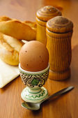 Breakfast egg — Foto Stock