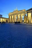 Brandenburger to, berlin — Stock Photo