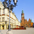 Stock Photo: Wroclaw, poland