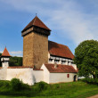 Stock Photo: Fortified church